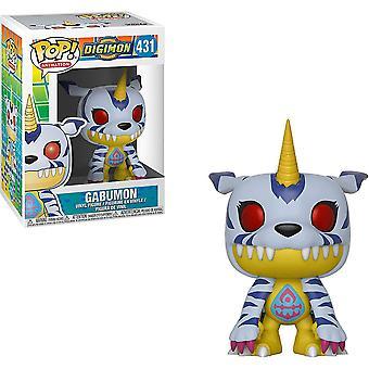 Digimon Gabumon Pop! Vinyl
