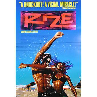 Rize (Single Sided Regular) Original Cinema Poster