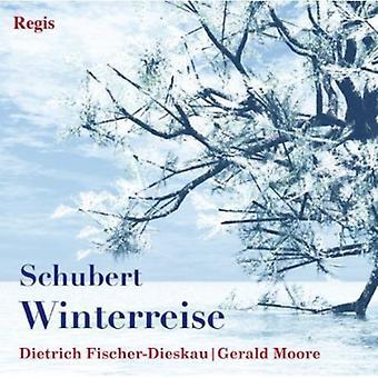 Dietrich Fischer-Dieskau - Schubert: Winterreise [1955] [CD] USA import