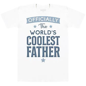 Offically The World ' s fedeste far-Herre T-shirt