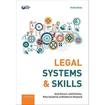 Legal Systems  Skills by Scott Slorach
