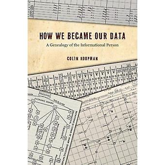 How We Became Our Data by Colin Koopman