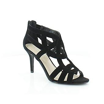 Marc Fisher Womens Nala Suede Open Toe Formal Strappy Sandals