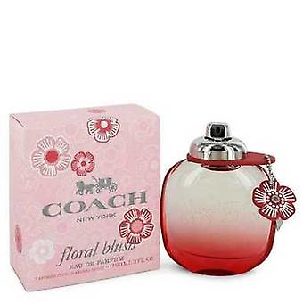 Coach Floral Blush By Coach Eau De Parfum Spray 3 Oz (women) V728-546481