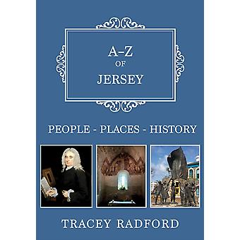 AZ of Jersey by Tracey Radford