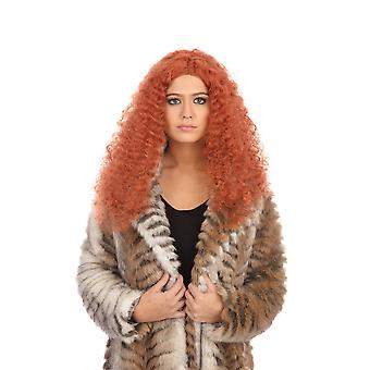 Bristol Novelty Womens/Ladies Long Frizzy Wig