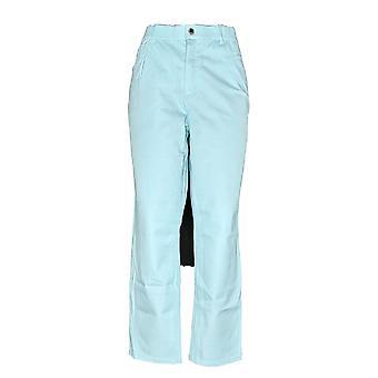 H بواسطة هالستون المرأة & ق السراويل استوديو تمتد 5 جيب الأزرق A289579
