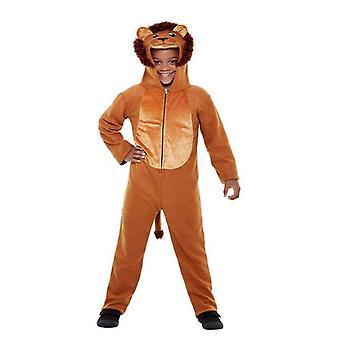 Löwe Kostüm Kind braun