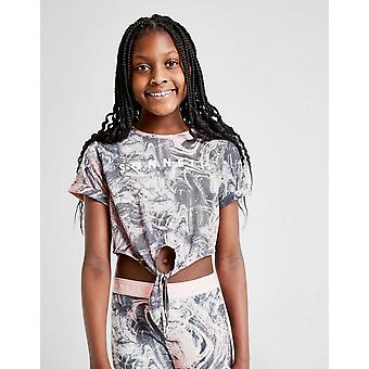 New Sonneti Girls' Paradise Knot T-Shirt Black