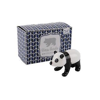 CGB Giftware Artisan Glass Panda