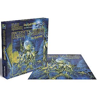 Iron Maiden Live After Death 500 piece jigsaw puzzle 410mm x 410mm (ze)