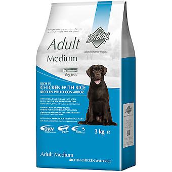 Dibaq Dogs Dnm Adult Medium  (Honden , Voeding , Droogvoer)
