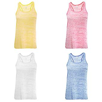Bella Ladies/Womens Flowy Racerback Tank Top / Sleeveless Vest Top