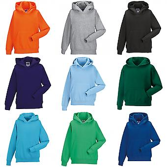 Jerzees Schoolgear Childrens Hooded Sweatshirt