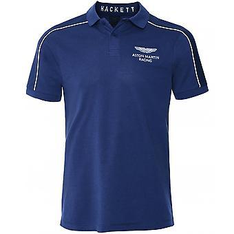 Hackett Slim Fit Schulter Trim Polo Shirt
