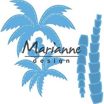 Marianne Design Creatables Snijmatrijzen - Palmbomen LR0541 19x65mm - 53x70mm