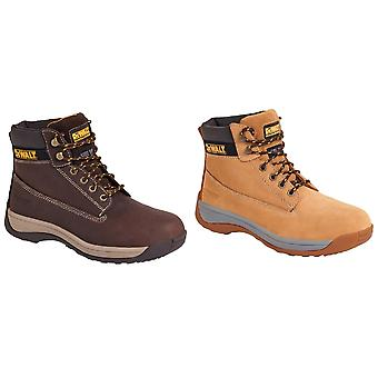Dewalt Mens Apprentice Leather Industrial Steel Toe Safety Boot