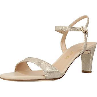 Unisa Sandals Mechi Kleur Platinum