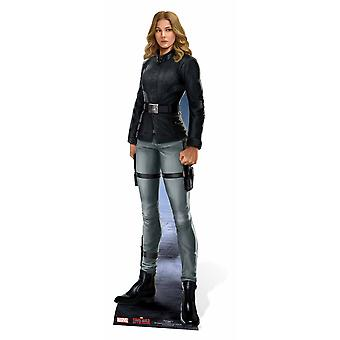 Agent 13 Sharon Carter Marvel Lifesize Cardboard Cutout / Standee / Stand Up