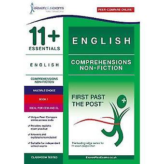 11+ Essentials English Comprehensions - Non Fiction Book 1 - 978191236