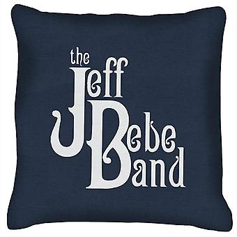 Almost Famous The Jeff Bebe Band Cushion