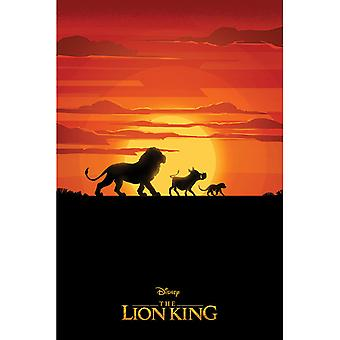 Lion King Movie Long Live Kuningas Maxi Juliste