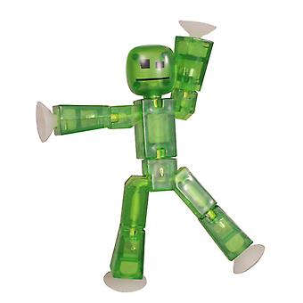 Stikbot Figure Green - Translucent