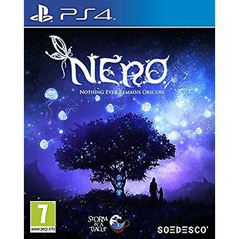 N. E. R. O ingenting är fortfarande oklart (PS4)-ny