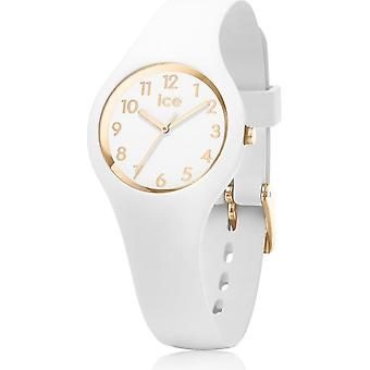 Ice Watch Armbanduhr Unisex ICE glam White Gold Extra small 015341