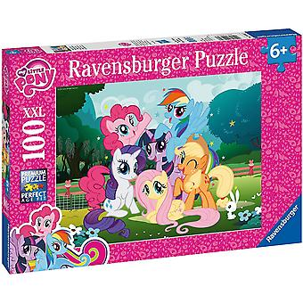 Ravensburger Mi Pequeño Pony XXL 100pc Rompecabezas