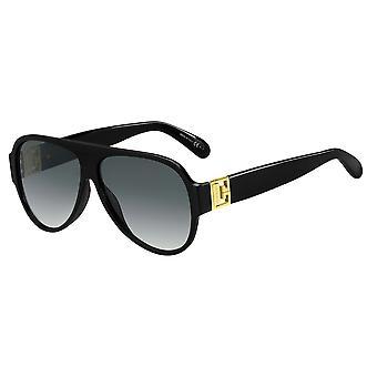 Givenchy GV7142/S 807/9O Black/Dark Grey Gradient Sunglasses