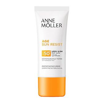 Sun Block ge Sun Resist Anne M ller Spf 50+ (50 ml)