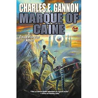 Marque of Caine by BAEN BOOKS - 9781982124670 Book
