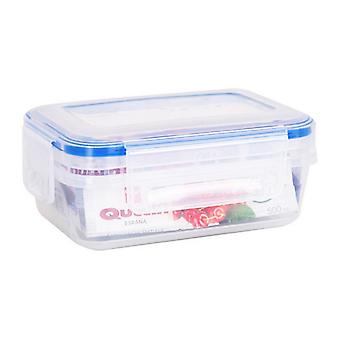 Hermetische lunchbox Quttin L&F Plastic/1600 ml- 15 x 10 x 18 cm