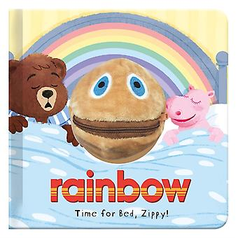 Time for Bed Zippy by Sweet Cherry Publishing