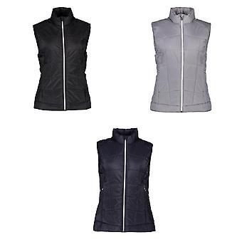ID Womens/Ladies Quilted Lightweight Vest