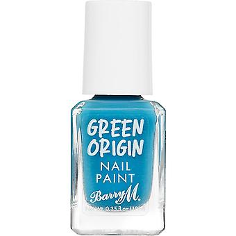 Barry M Green Origin Nail Polish Collection - Salt Lake 10ml (GONP11)