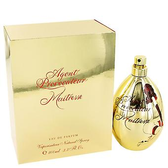 Agent Provocateur Maitresse Eau De Toilette Spray door Agent Provocateur 3.4 oz Eau De Toilette Spray