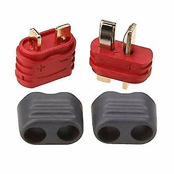 5 Paare T-PLUG männliche weibliche Kugel Stecker Für RC Lipo Batterie