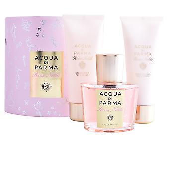 Acqua Di Parma - Rosa Nobile SET 100 ml, tusfürdő 75 ml + testápoló krém 75 ml - 100ML