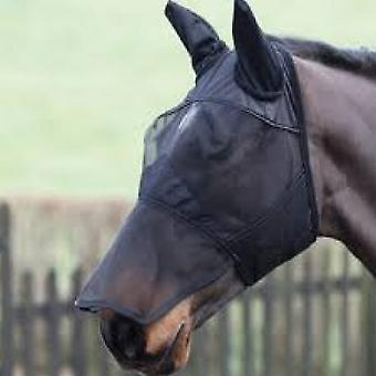 Mark Todd Full Face Fly Mask with Ears