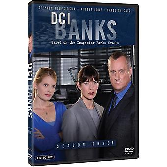 Dci Banks: Season Three [DVD] USA import