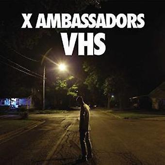X ambassadörer - Vhs (redigerad) [CD] USA import