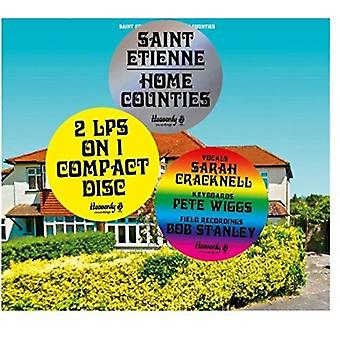 Saint Etienne - Home Counties [CD] USA import