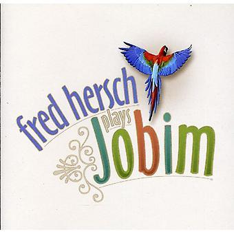 Fred Hersch - Fred Hersch Plays Jobim [CD] USA import