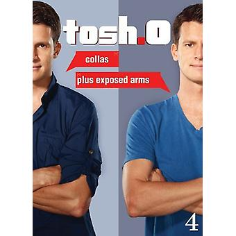 Tosh.0: Collas Plus Exposed Arms [DVD] USA import