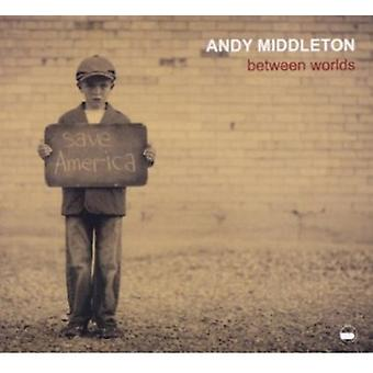Andy Middleton - Between Worlds [CD] USA import
