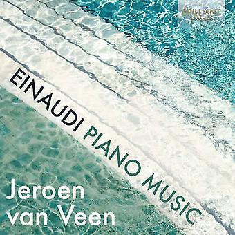 Jeroen Van Veen - Einaudi: Importation de musique Piano [CD] é.-u.