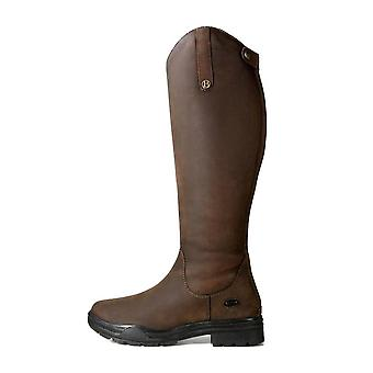 Brogini Women's Montagne Plain Mesh Boot Brown