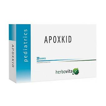 Apoxkid 20 packets